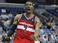 Wall leads Wizards to win after trade