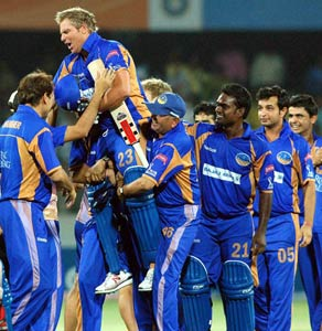 History: Indian Premier League