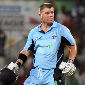 David Warner (file photo)