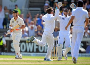 The Ashes, 3rd Test: England vs Australia - Live Cricket Score, Day 2