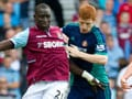 West Ham, Sunderland draw 1-1