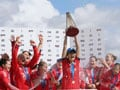 England women end Ashes on a high after 7-wicket win in final T20I