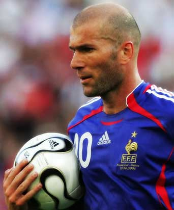 Zidane Interested in France Coaching Role