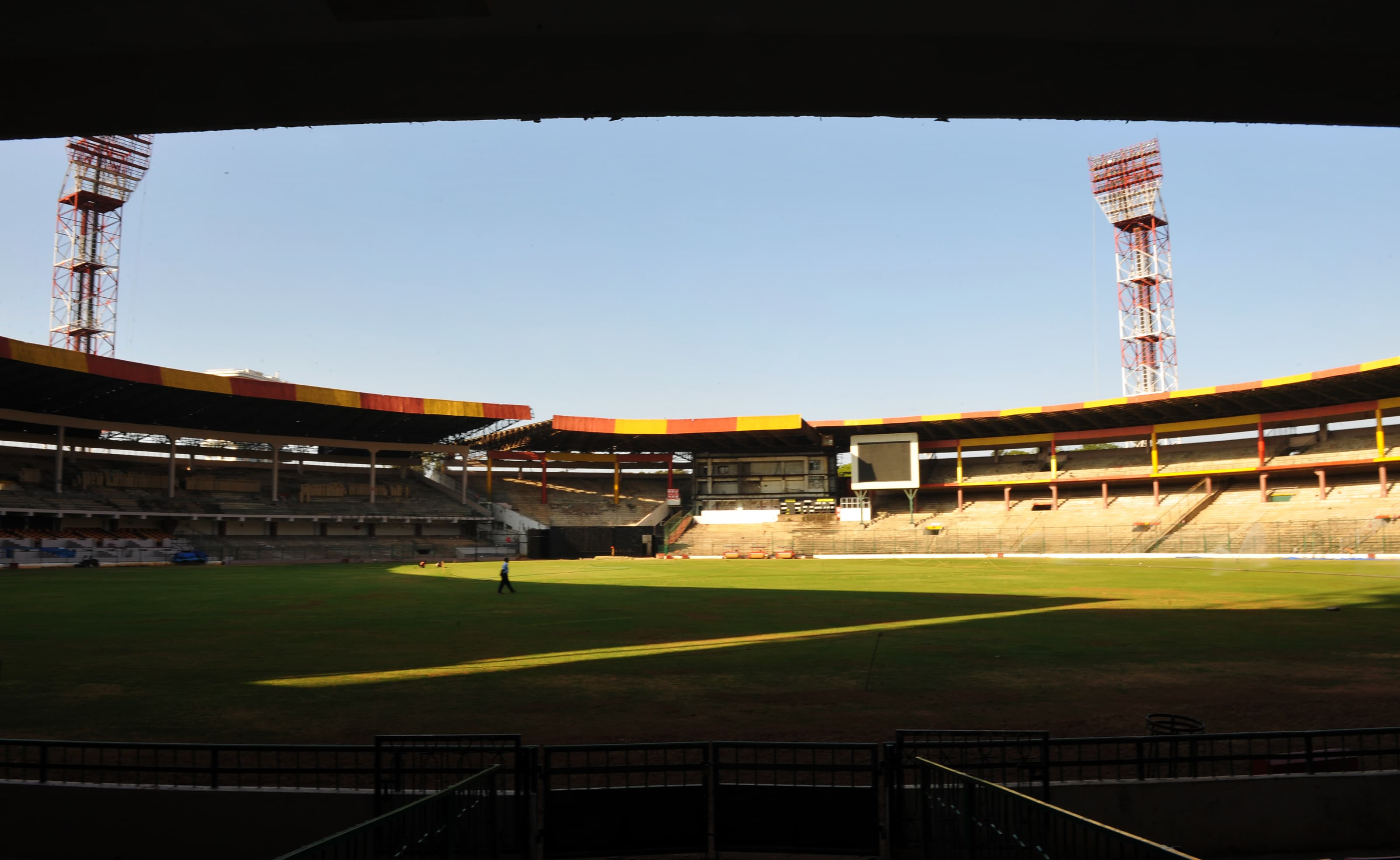 M.Chinnaswamy Stadium, Bengaluru