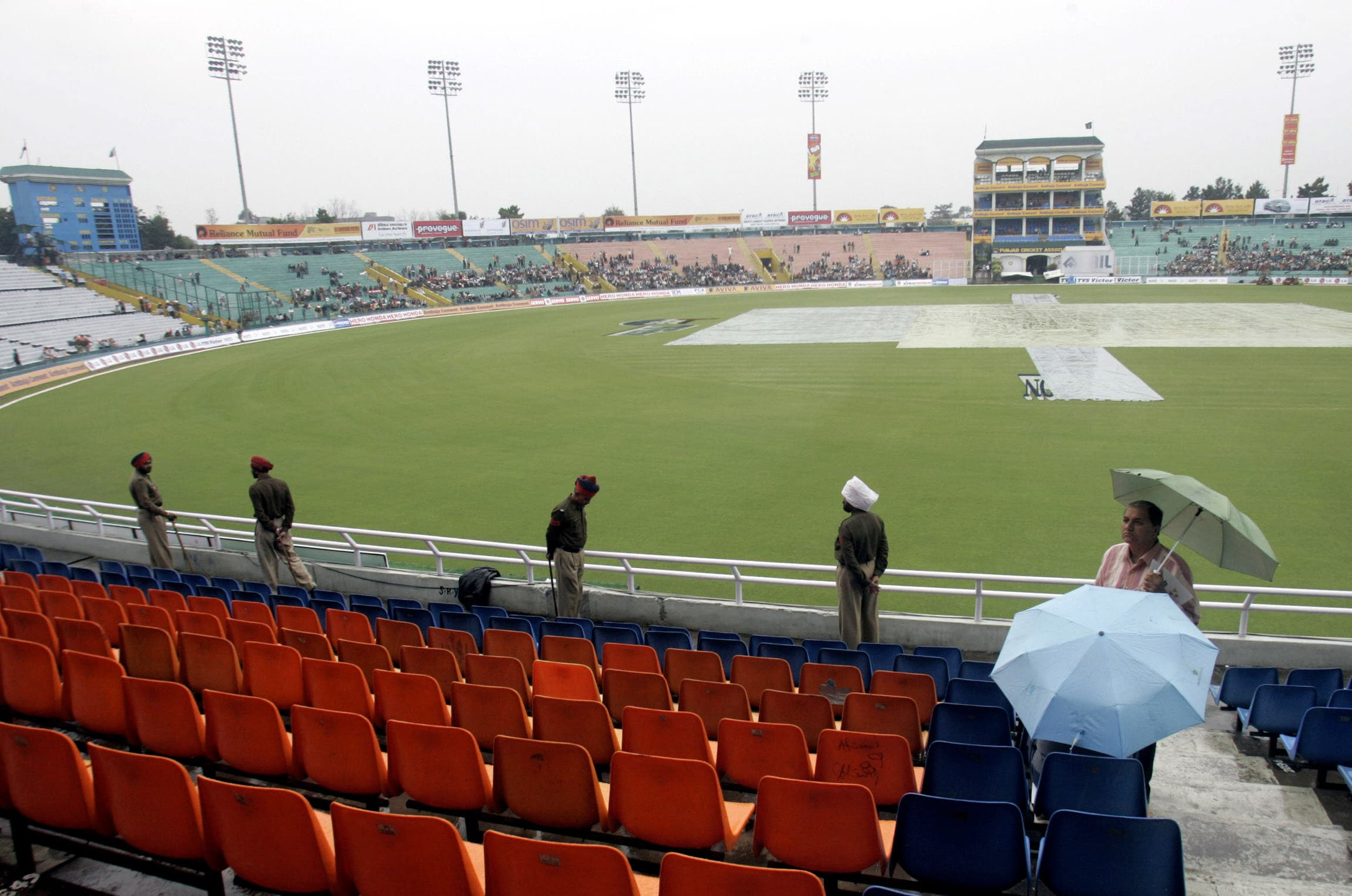 Punjab Cricket Association Stadium, Mohali
