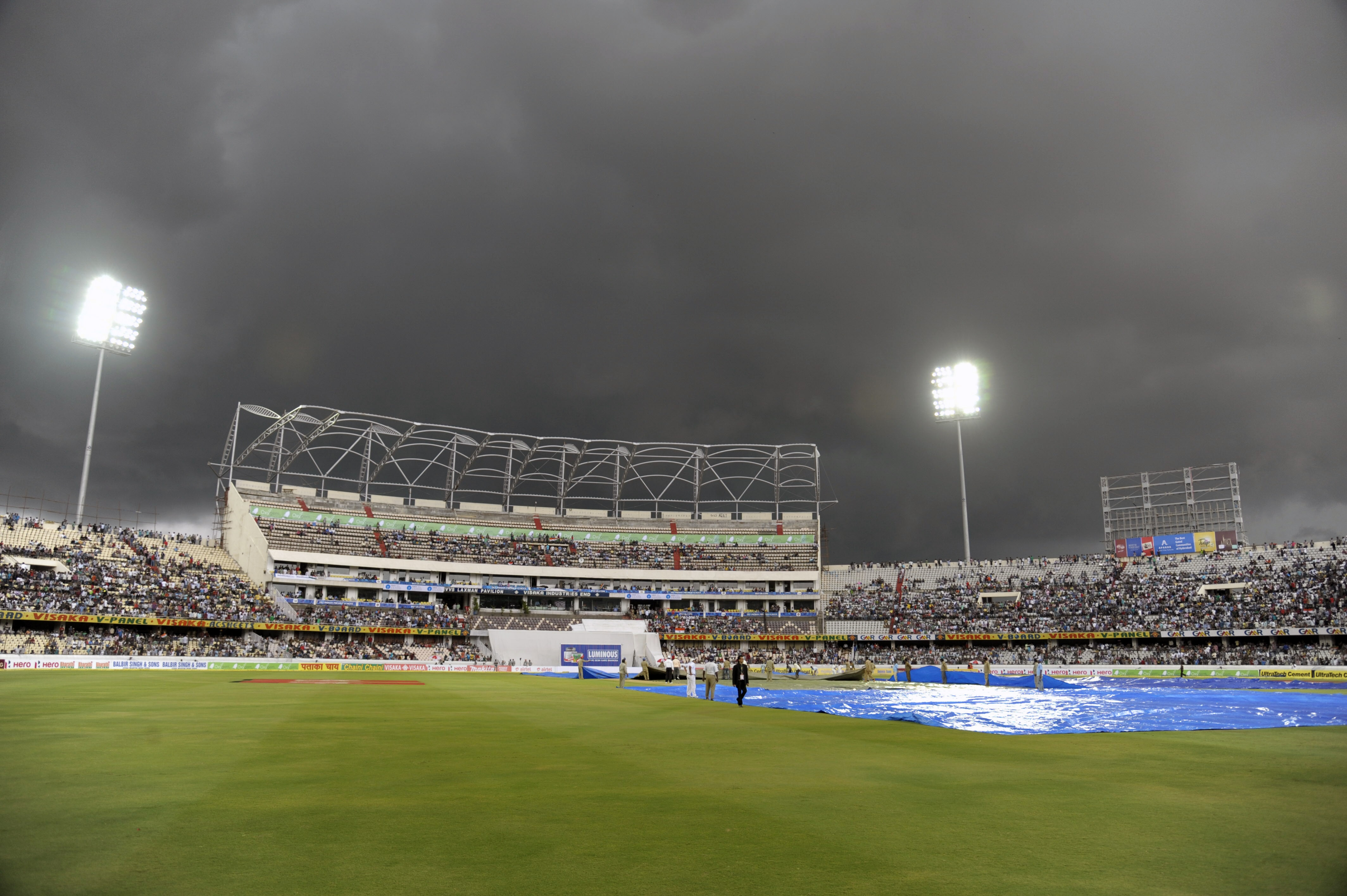 Rajiv Gandhi International Stadium, Hyderabad