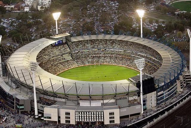 Melbourne Cricket Ground, Melbourne, Australia | Melbourne