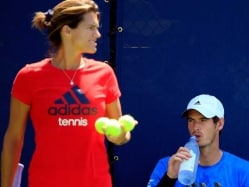 Amelie Mauresmo Among Three Elected to Hall of Fame