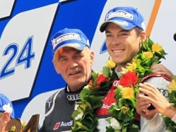 Andre Lotterer to Drive for Caterham at Belgian Grand Prix