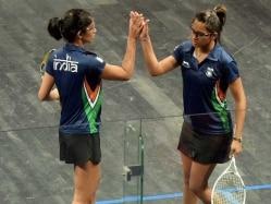 Dipika Pallikal, Joshna Chinappa Rise in Squash Rankings