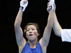 Asian Games: Mary Kom, Sarita Devi and Pooja Rani in Quarters