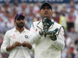 England vs India: Two Records for Mahendra Singh Dhoni