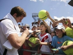 U.S. Open Practice Sessions Allow Fans a More Personal Glimpse of Stars