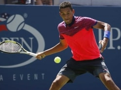 Nick Kyrgios Sends Mikhail Youzhny Packing in 1st Round