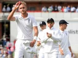 Stuart Broad Takes Over Top Spot From Ravichandran Ashwin in ICC Test Rankings