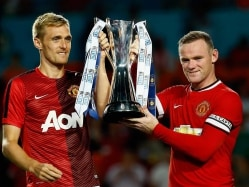 Manchester United F.C. Beat Liverpool to Lift International Champions Cup