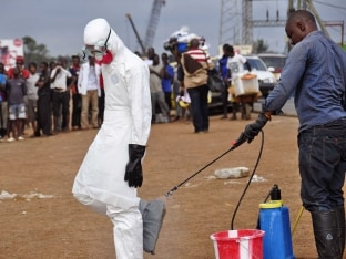 Ebola Countries Told to Move African Nations Cup Qualifiers