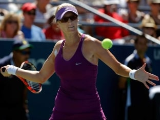 Mirjana Lucic-Baroni Stuns Second Seed Simona Halep to Reach Slam Last-16 After 15-Year Wait