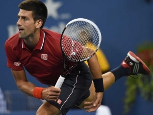 US Open: Top-Seed Novak Djokovic Eases Into 2nd Round