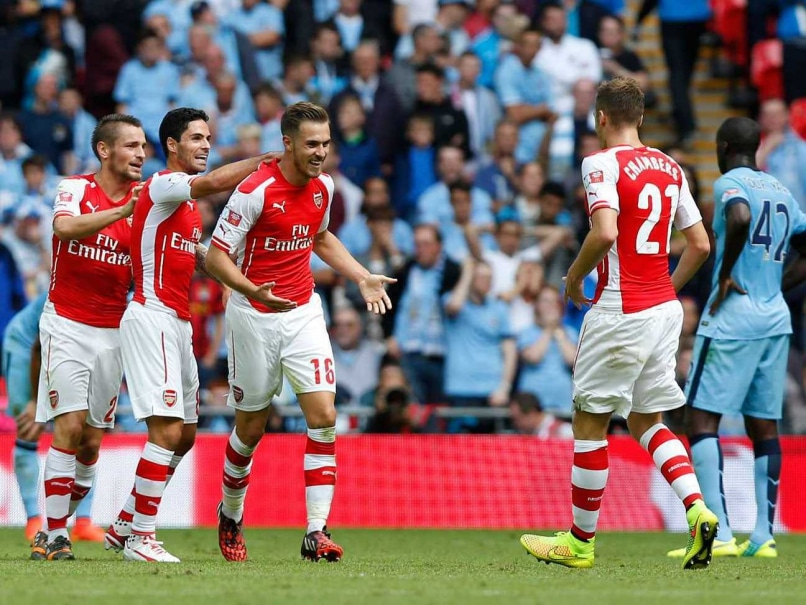 EPL: Aaron Ramsey Ends Arsenal F.C.'s Wait for Opening Day Win