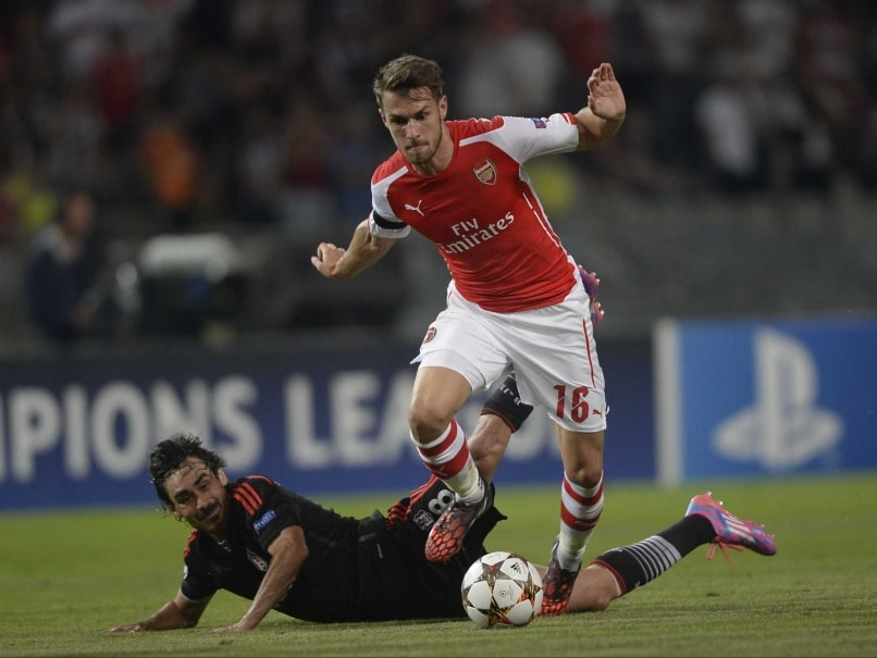 Aaron Ramsey Apologises for Red Card Against Besiktas in Champions League Play-Off
