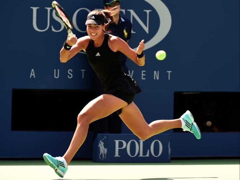 Ana Ivanovic Beats American Alison Riske in US Open 1st Round