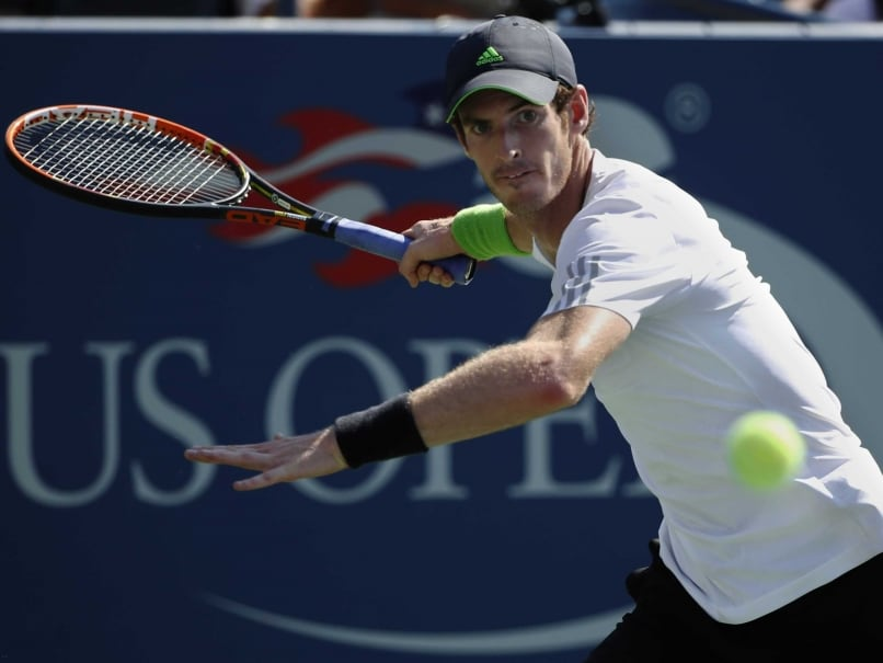 US Open: Andy Murray Survives Early Scare, Enters Second Round