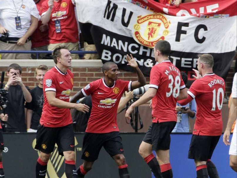 Ashley Young Brace Lifts Manchester United to 3-1 Win Over Real Madrid