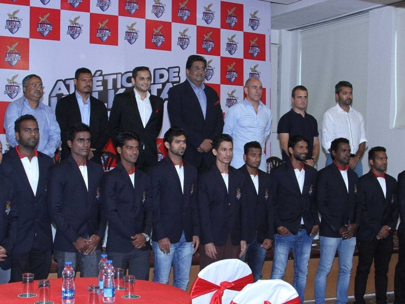 ISL: Atletico de Kolkata Launches Theme Song