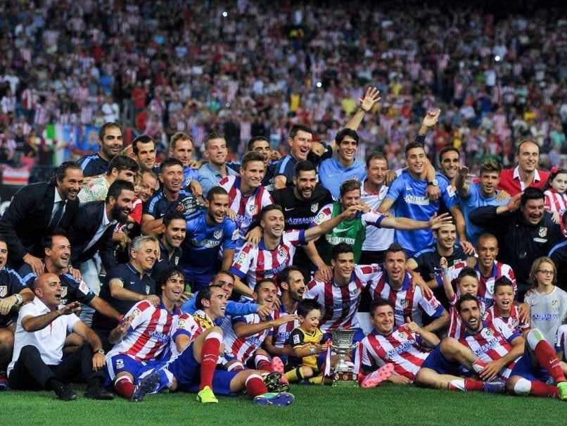 Atletico Madrid Title Favourites, Says Barcelona Boss
