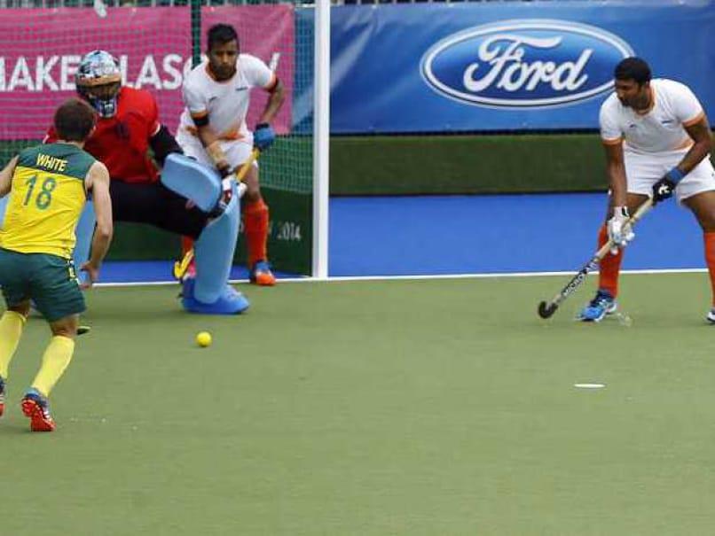 Australia India Hockey