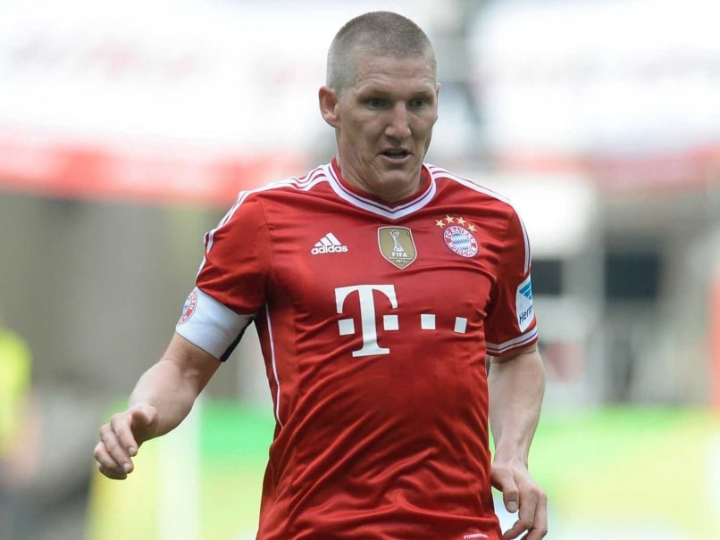 Bayern Munich Without Bastian Schweinsteiger for 'Several Weeks'