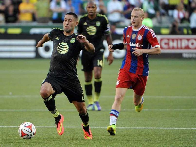 MLS All-Stars Beat Bayern Munich 2-1 in Friendly