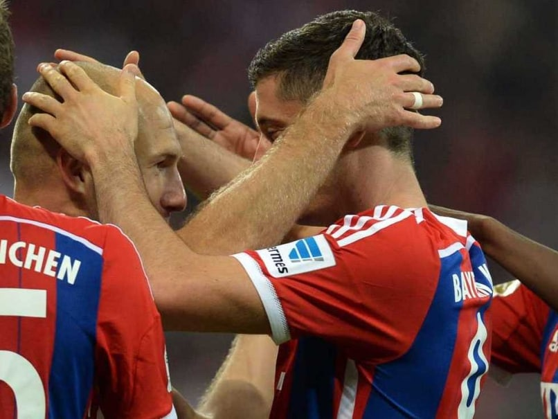 Bayern Munich Enjoy Winning Start to German Title Defence