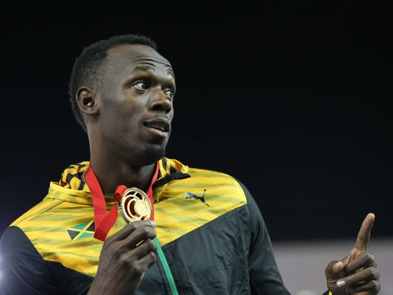 Usain Bolt Ends Season After Four Races