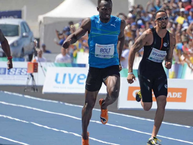 I Need to Compete in More Races, Admits Usain Bolt