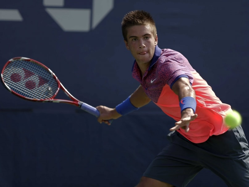 US Open: Borna Coric Knocks Out Lukas Rosol