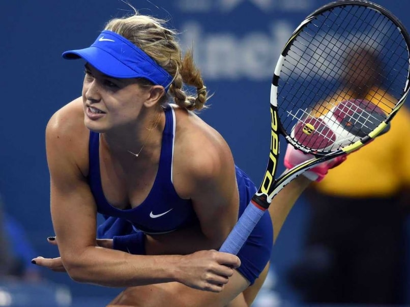 Dizzy in Heat, Eugenie Bouchard Out of Upset-Heavy US Open