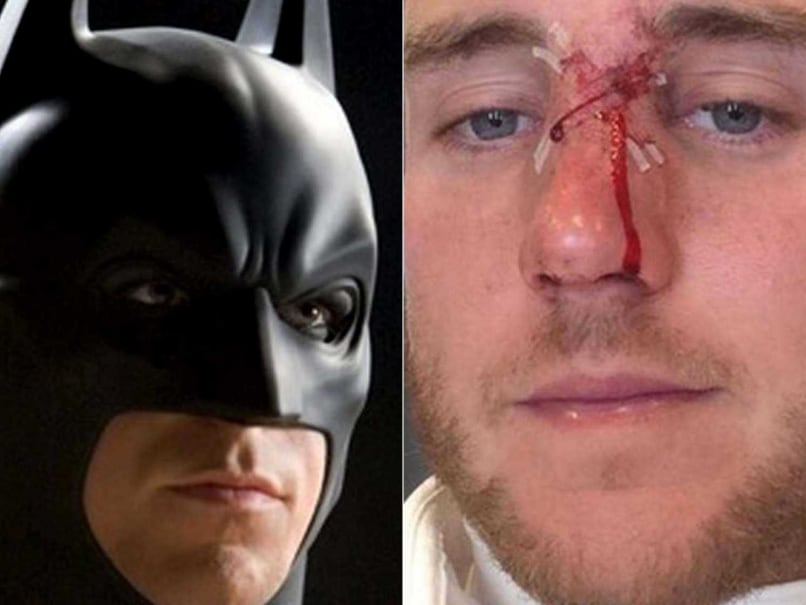 England vs India: Batman Mask Inspires Stuart Broad for Oval Test