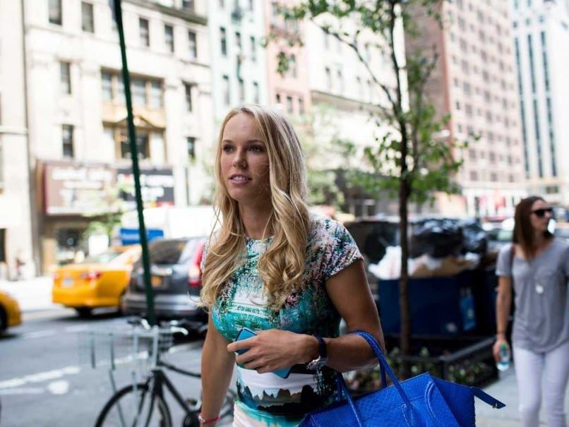 Caroline Wozniacki Getting Nightmares Ahead of New York Marathon