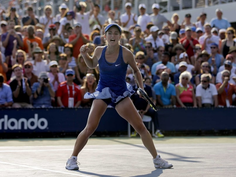 Catherine Bellis, 15, Stuns Dominika Cibulkova at US Open