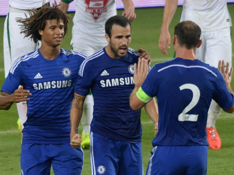 Cesc Fabregas Can Fill Frank Lampard's Boots, Says Jose Mourinho
