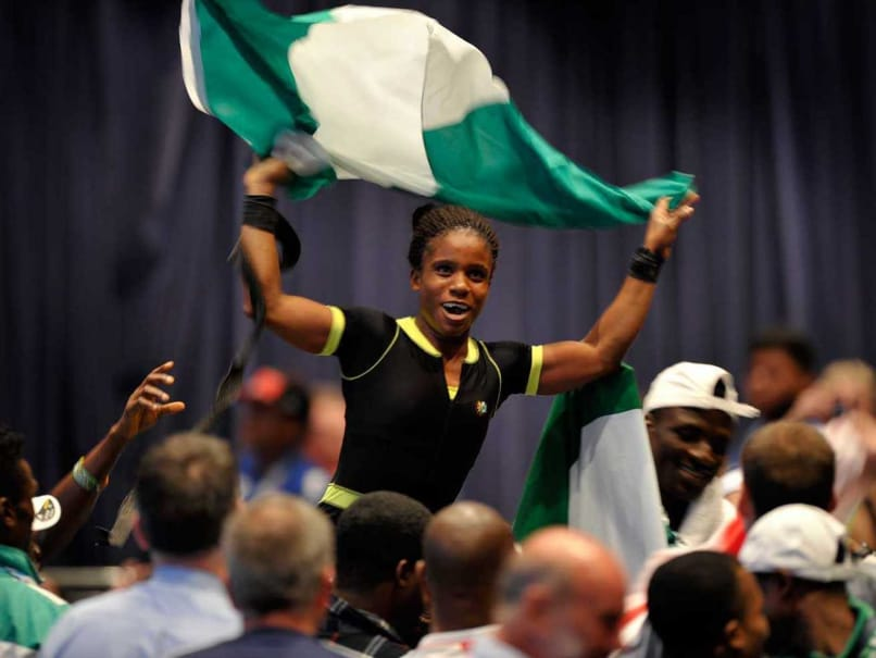 CWG 2014: Nigeria Weightlifter Fails B Sample, Faces Hearing