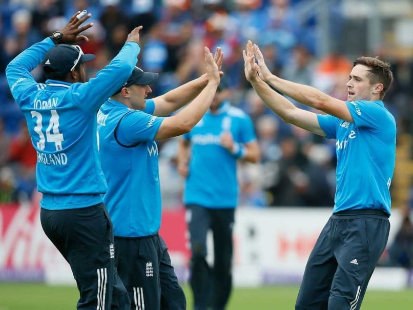 Chris Woakes England