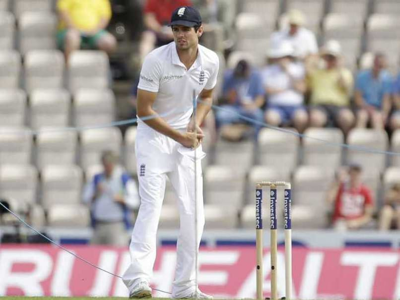 England Captain Alastair Cook a Century Away From a Record vs India