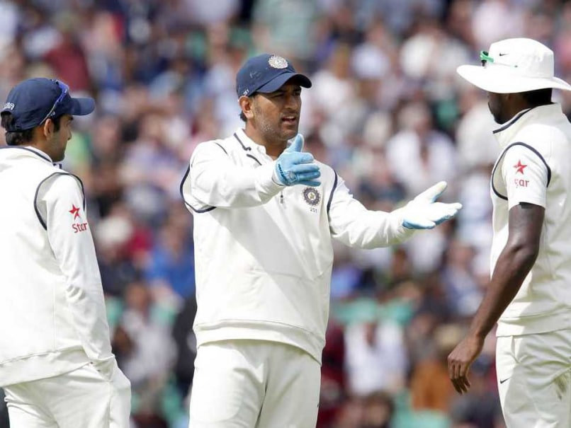 Mahendra Singh Dhoni Says Coping With England Rout is a Challenge