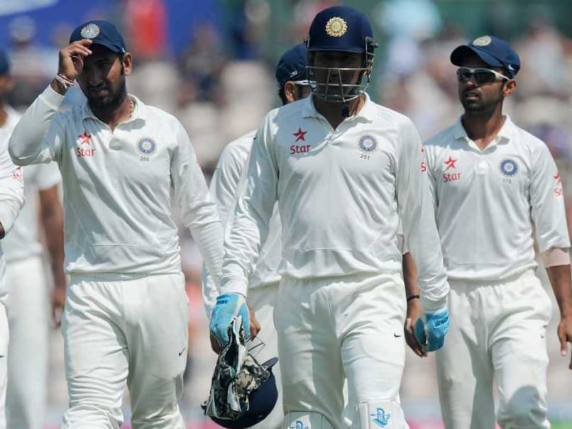 Mahendra Singh Dhoni Three Defeats Away From Equalling Brian Lara, Stephen Fleming's Test Record