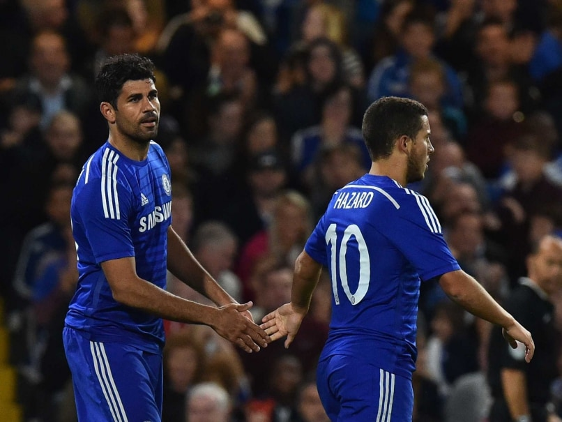 Diego Costa Fit to Face Queens Park Rangers, Confirms Jose Mourinho