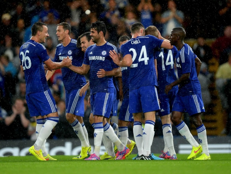 Diego Costa Brace Gives Chelsea F.C. 2-0 Win Against Real Sociedad