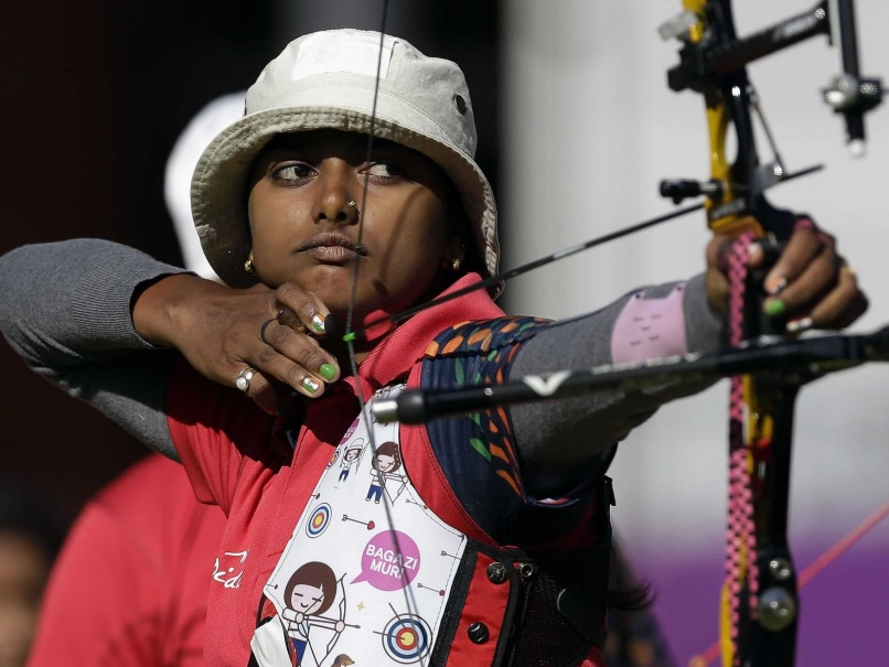 Indian Women's Recurve Team Ranked No. 3 in FITA World Rankings